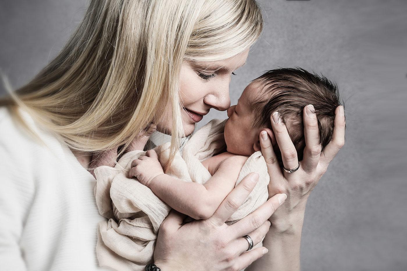 Babyfotografie/Familien mit Baby